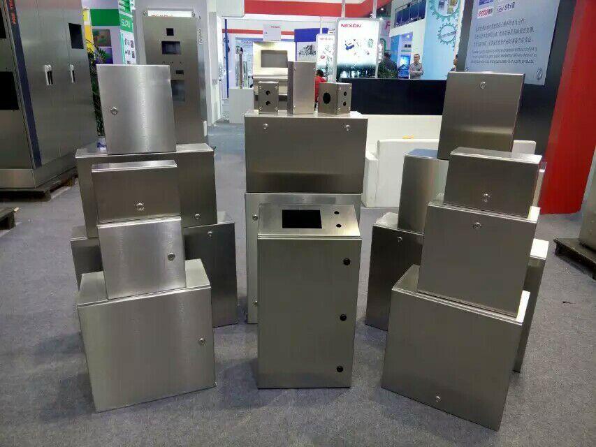 Bộ phận sản xuất hộp điều khiển nóng hổi Thép không gỉ Thép Thép Thép. (Hộp phân phối IPTC sự giống
