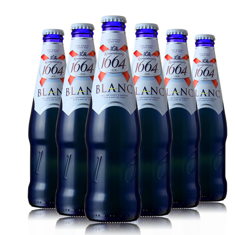 1664 Beer 1664 white beer 330ml*24 bottles domestic