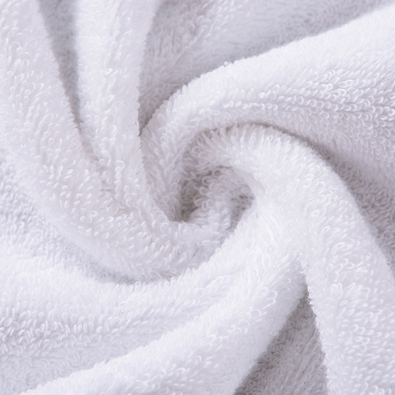 HAILIYUAN Cotton double-sided towel cloth fabric 420g/㎡ pure cotton towel cloth Available in various