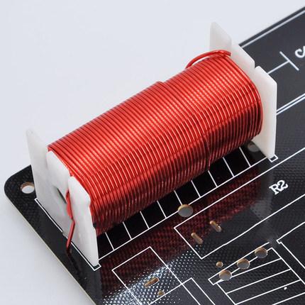 Tôn silic Tấm thép silicon cuộn cảm lõi sắt 1,2mm với cuộn dây đồng lõi Cuộn cảm đồng không oxy 4N c
