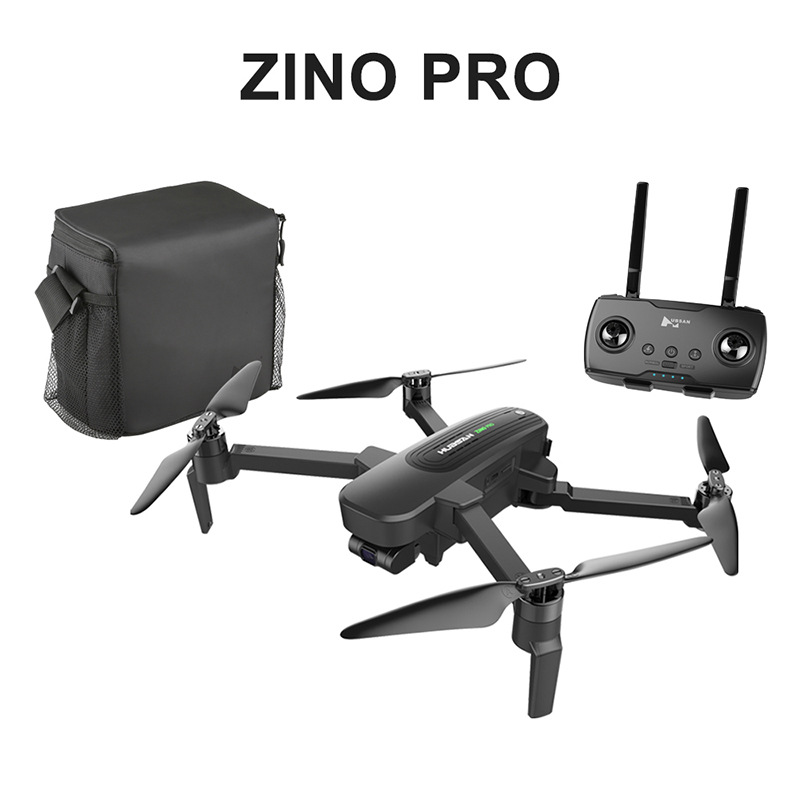 HUBSAN Hubbson hubban zinopro foldable UAV portable dual electric three axis stabilized PTZ