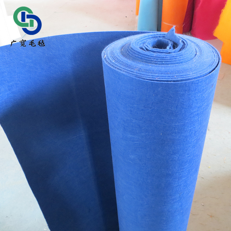 GUANGKUAN Wholesale customized color environmental protection felt needle punched non-woven computer