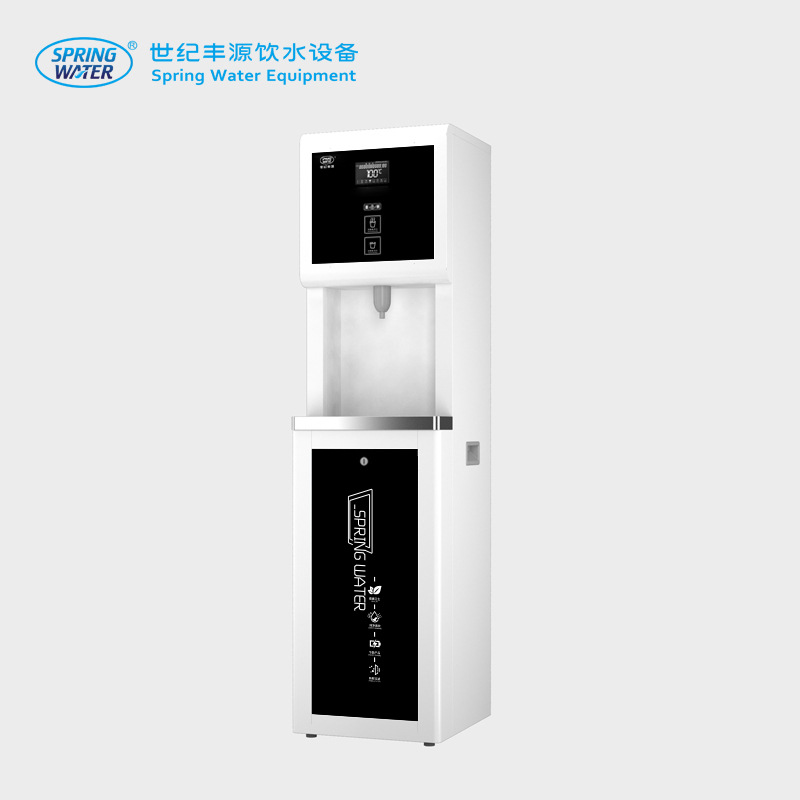 Factory direct sales company office building vertical automatic filtration intelligent RO reverse os