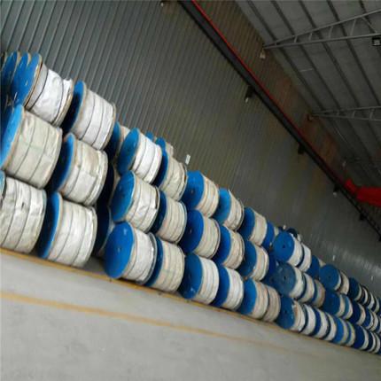 Dây cáp  Dây thép luồn dây điện 7 * 2,2 Đường kính 6,6mm Mạ kẽm nhúng nóng Viễn thông Di động Unicom