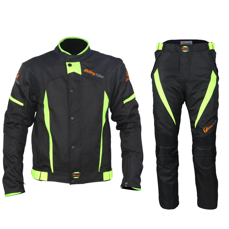 INUTEQ Motorcycle jersey suit men and women winter seasons racing clothing waterproof clothing warm
