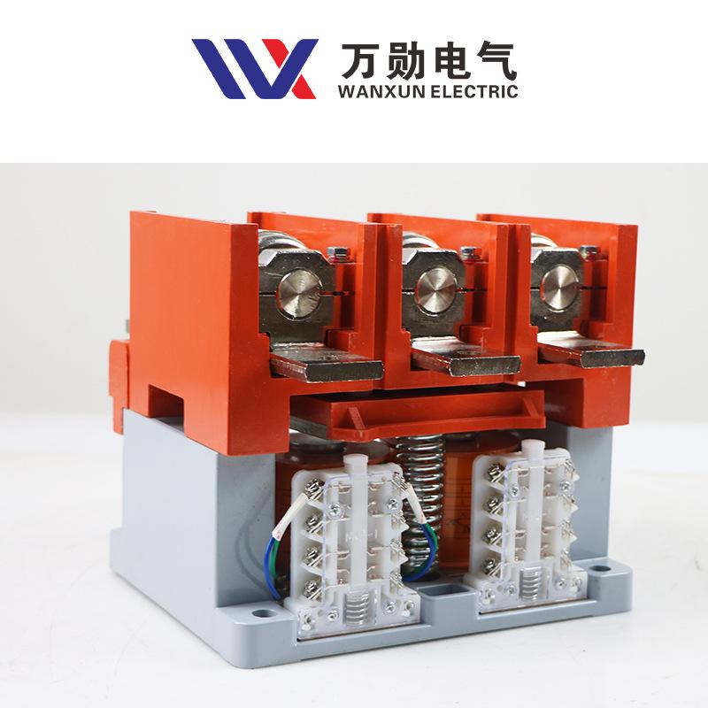 Công tắc tơ AC chân không CKJ5-125 63A 80A 125A 160A 36V 220V 380V