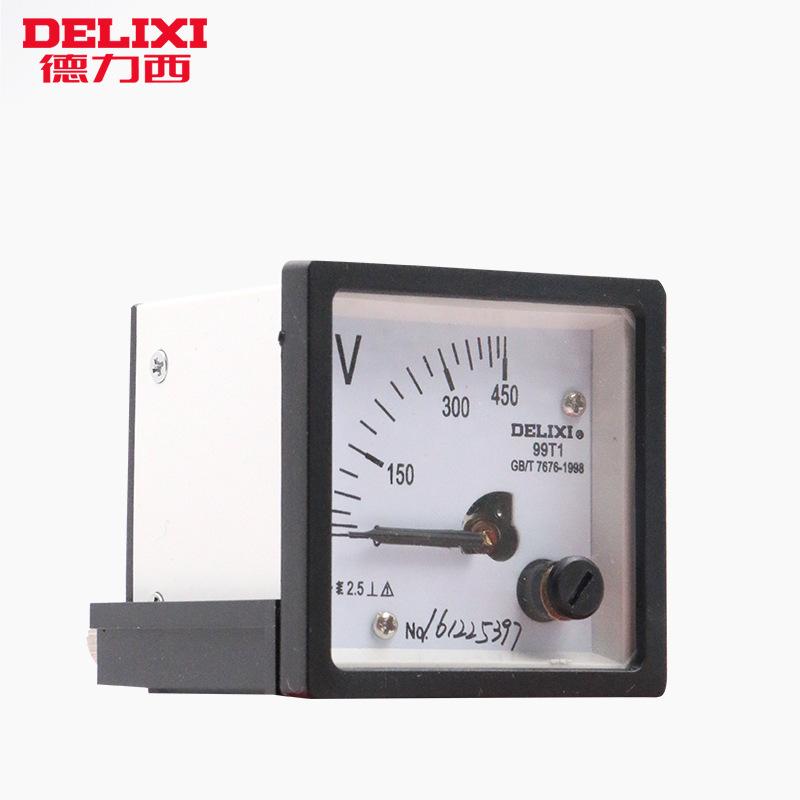 Dụng cụ đo điện chỉ thị tương tự điện Delixi / 99T1