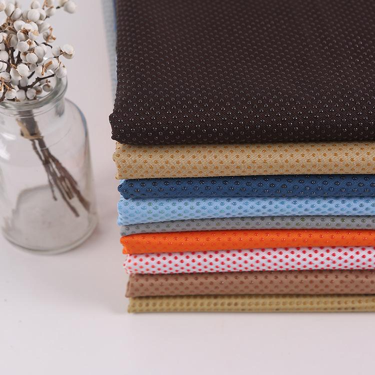 New silicone non-slip cloth, uniform cloth, plastic cloth, functional fabric, sofa cushion dot adhes