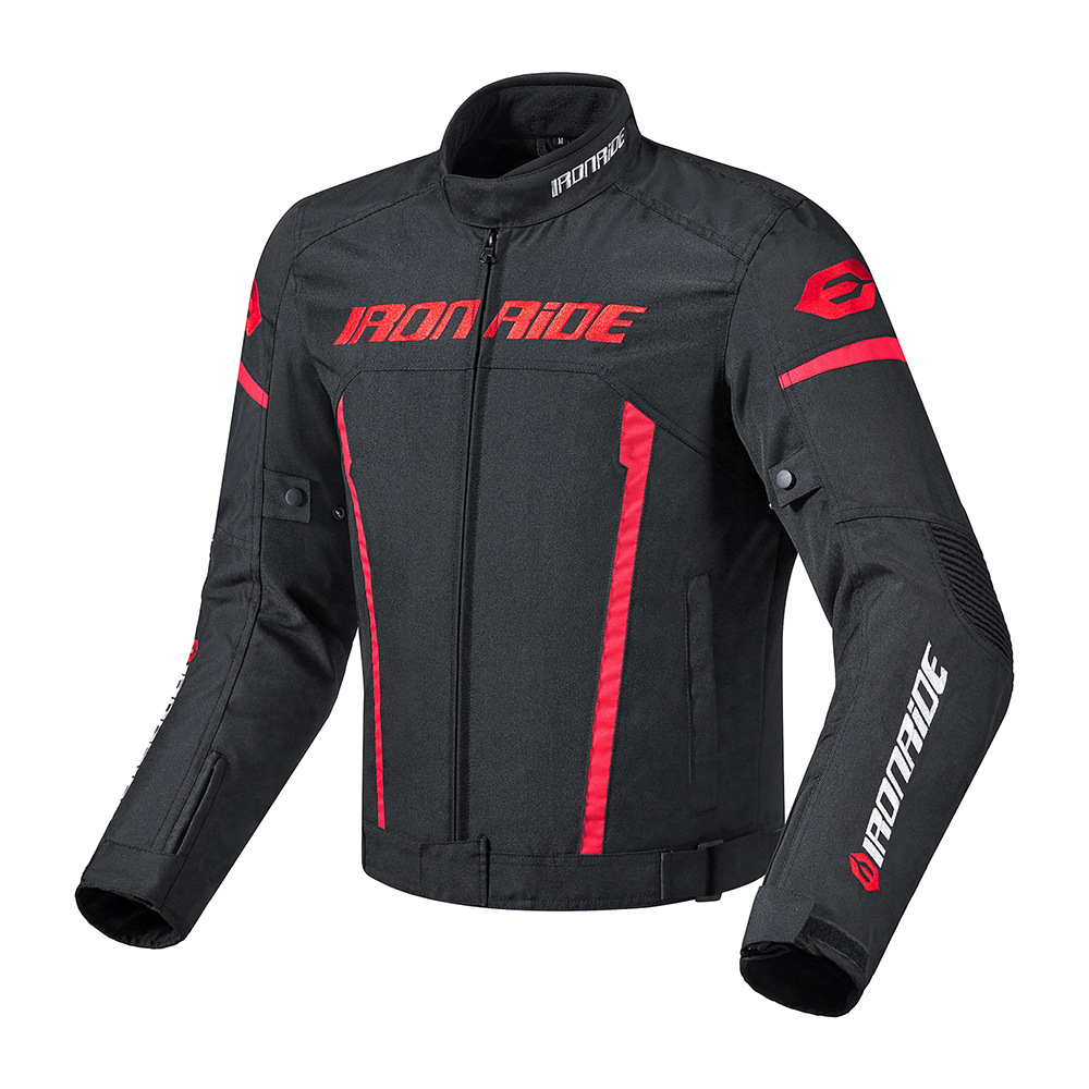 IRONRIDE motorcycle jersey thermal suit men's four seasons motorcycle jacket autumn and winter brea