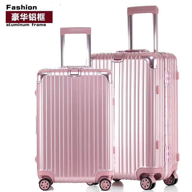 Vali Hành lý du lịch loại có bánh xe đẩy .