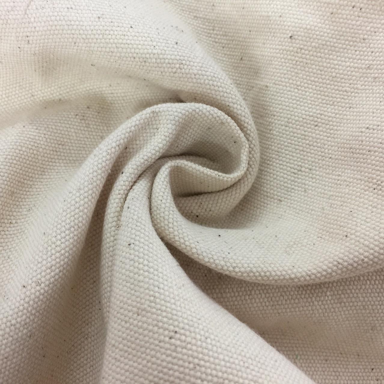 RUILISI Grey cloth cotton canvas, original white coarse cloth, manufacturers supply this white cotto
