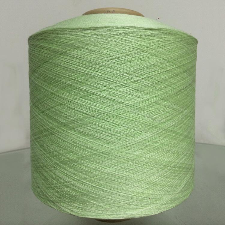 HUIBI Colored slub hemp yarn spring and autumn clothing cotton price wholesale breathable thin hemp
