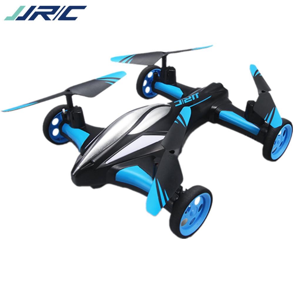 JJRC remote control aircraft, four-axis land-air dual-mode aircraft