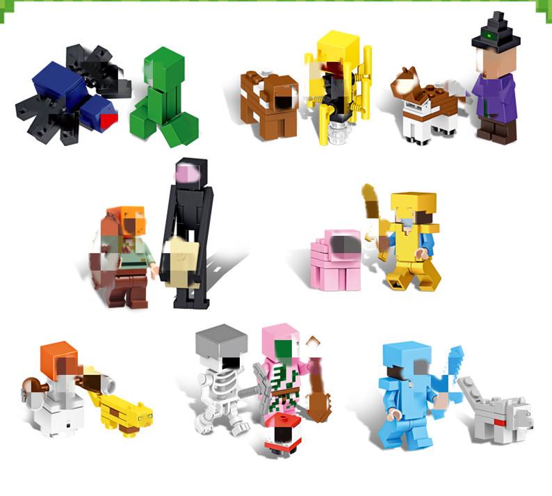 Bộ lắp ráp trí tuệ trẻ em Xl03 khối đồ chơi cho trẻ .