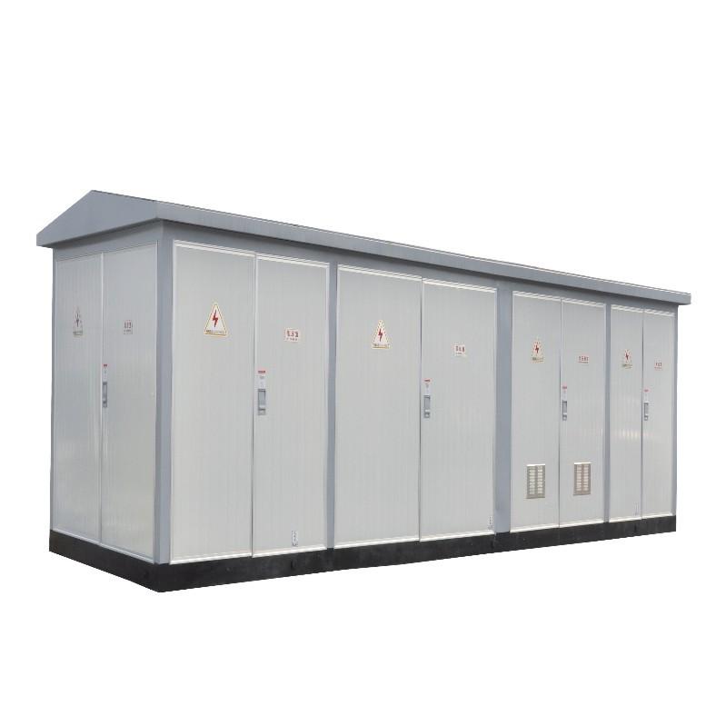 Trạm biến áp kiểu hộp loại thiết bị phân phối điện nhỏ gọn