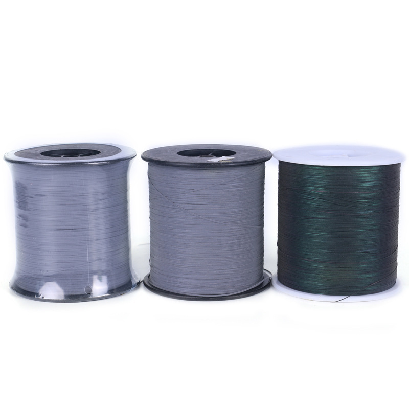 KAIREN High-brightness double-sided color reflective silk thread Garment material sewing thread refl