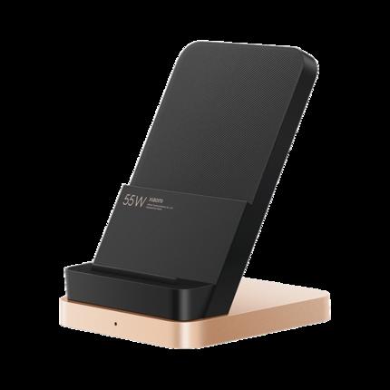 Bộ sạc không dây làm mát bằng không khí theo chiều dọc của Xiaomi .