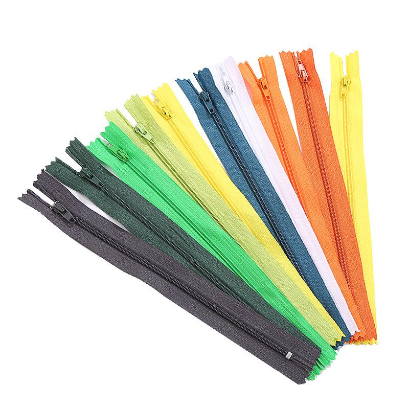 WANXIN Spot sale pants placket zipper access control pants zipper closed tail nylon zipper closed ta