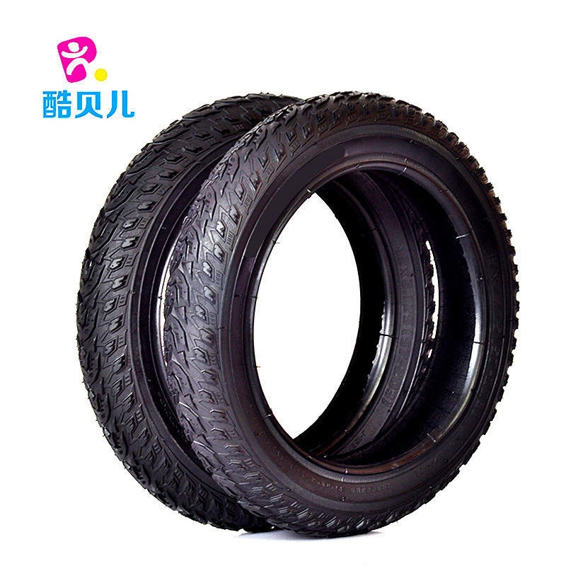 JILUER Children's bicycle tire 12-20 inch 2.125 / 2.4 children's bicycle outer tube inner tube bab