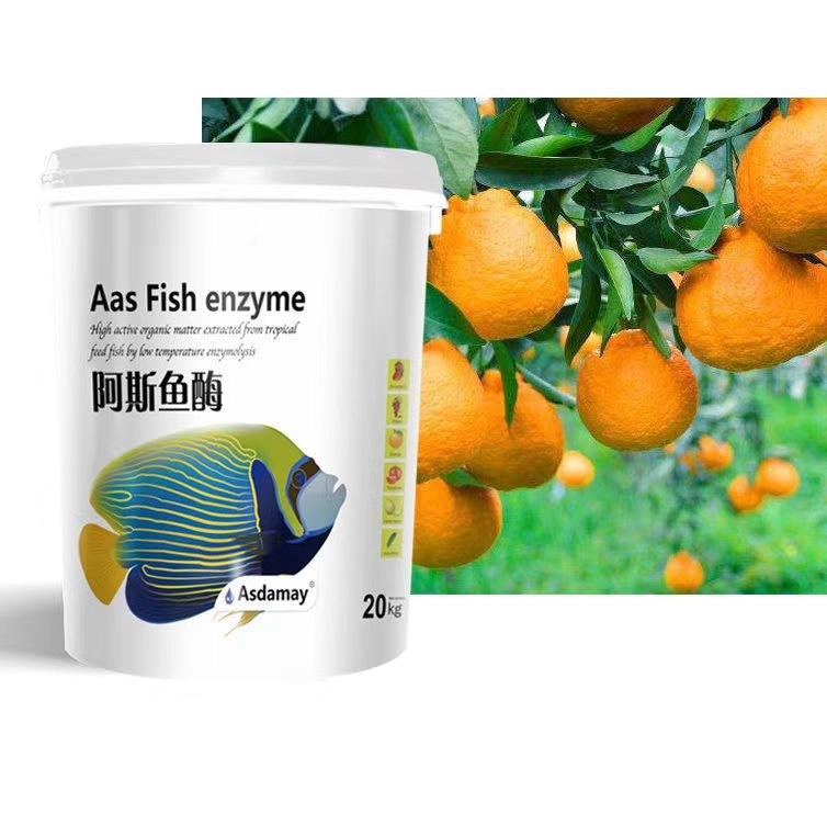 Phân bón tổng hợp cho rau quả Rong biển đạm cá axit amin