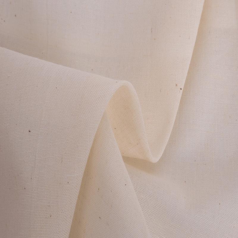 Cotton pocket brie cloth white embryo interlining fabric 32 counts of pure cotton gray cloth white e