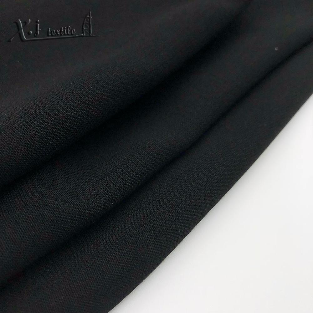 68/50 Zuoji Linen 130gsm Zuoji Linen Grey Fabric Finished Zuoji Linen Fabric