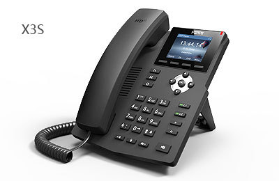 Fanvil orientation X3s / x3sp color screen IP phone SIP network phone 2 line dual network port VoIP