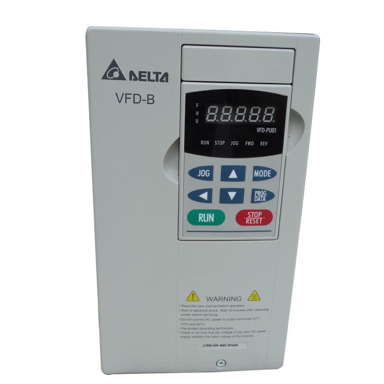 Biến tần 380V ba pha Điều khiển vector dòng Delta B 0.75 / 1.5 / 2.2 / 3.7 / 5.5KW