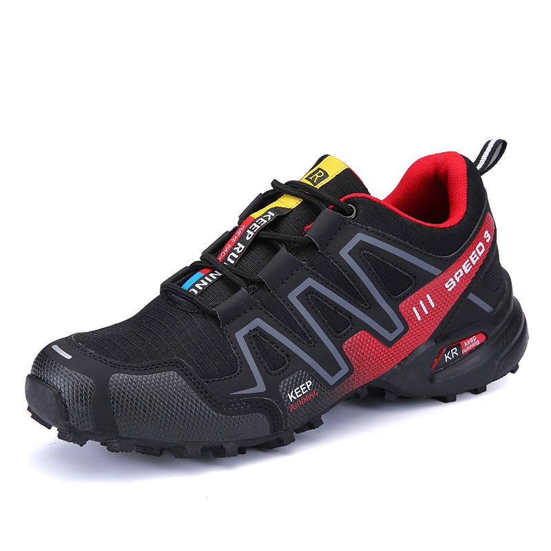 Giày đi bộ đường dài nam ngoài trời chống trượt chống mài mòn