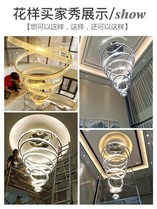 Carberson thị trường nội thất , đèn Đèn Carberson Phòng khách Đèn chùm hiện đại đơn giản Ánh sáng đè
