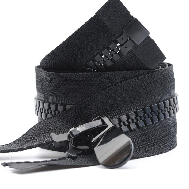 VAB No. 15 resin zipper, luggage and backpack accessories, zipper textile 15# zipper, double open en