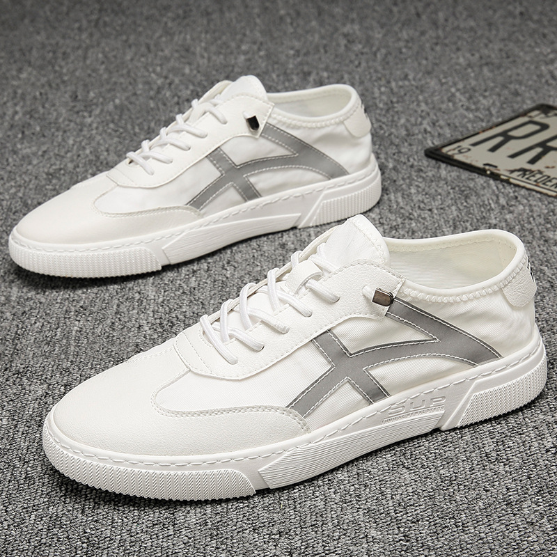 2020 spring and summer new casual men's shoes Korean version of the wild fashion sports shoes men'