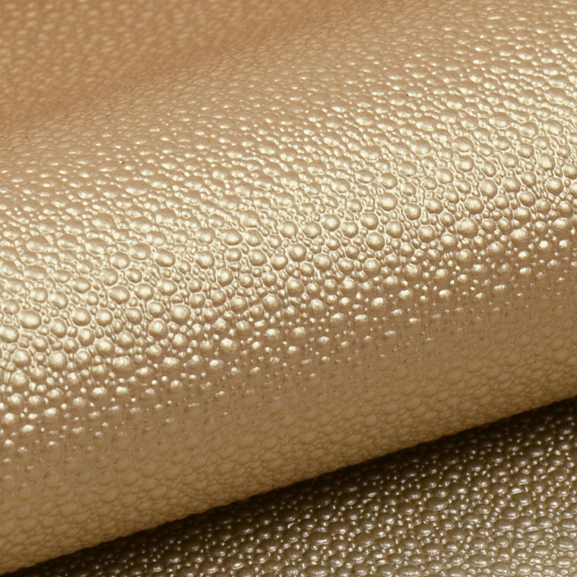 Factory direct sales of environmentally friendly PVC artificial leather, foam pattern embossed synth