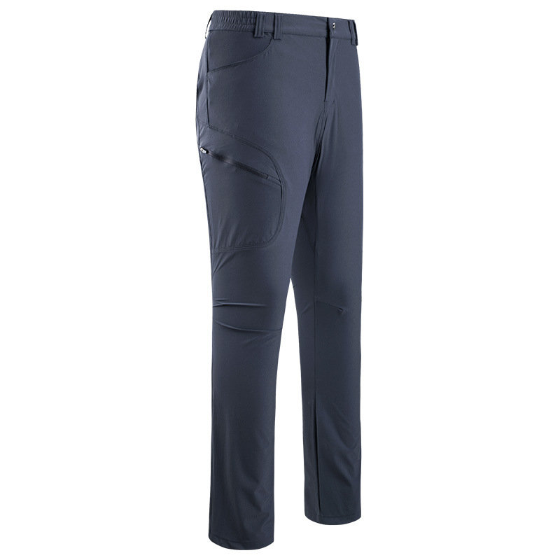 Outdoor quick-drying pants for men and women couples new four seasons stretch slim hiking pants brea