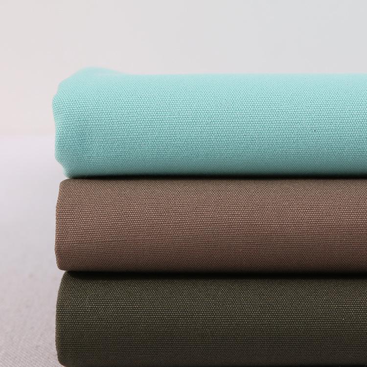 WANXUAN 72 * 40 cotton 8 a cotton canvas 21 / 2 * 10 bag sofa curtain fabric