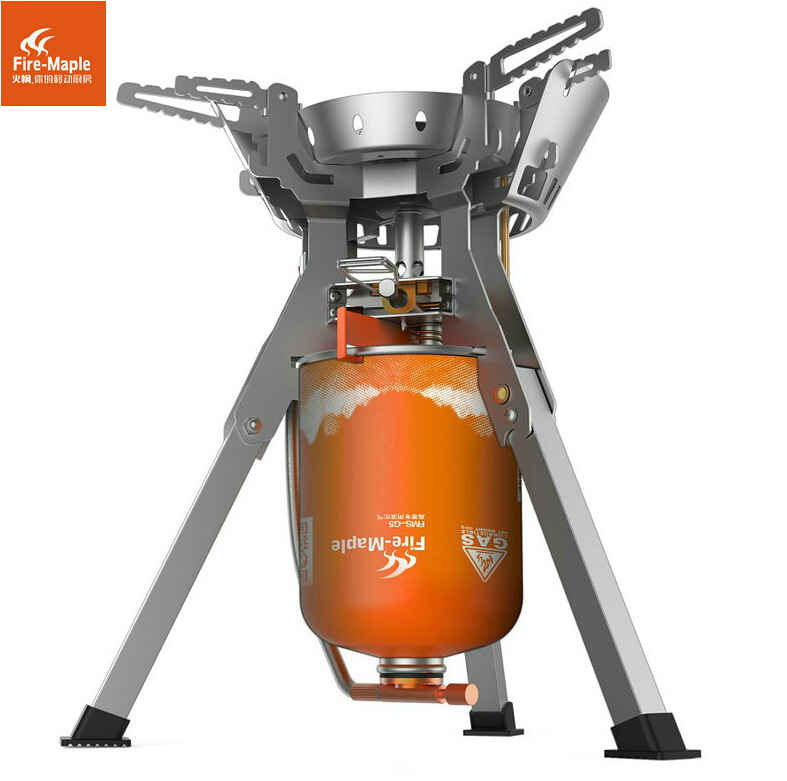 Huofeng 108 Titan outdoor products field camping integrated gas stove head picnic stove