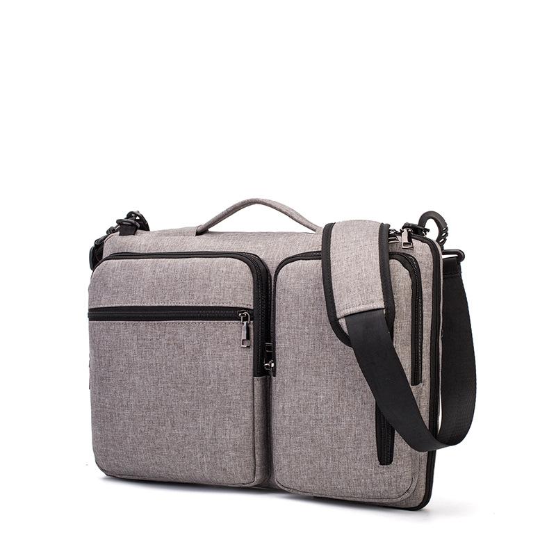 Ba lô đựng máy vi tính Mới siêu mỏng túi đeo vai thông thường .
