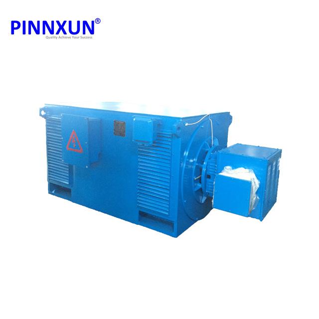 Động cơ vận động cung cấp điện cao, pyr500-4 1120kw động cơ dẫn gió cao điện