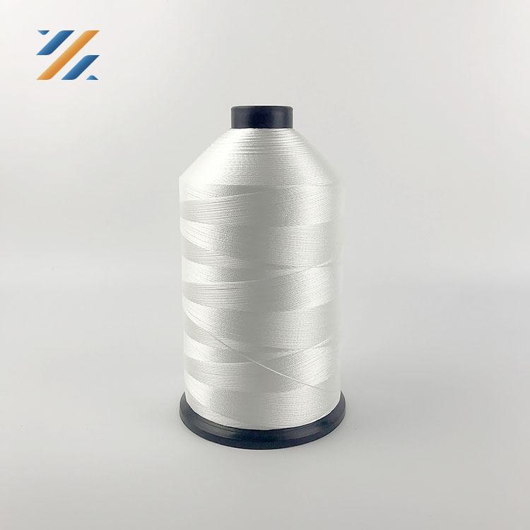 ZHENGYU High-strength thread 420/3 original white quilting thread AA high-strength low shrinkage pol