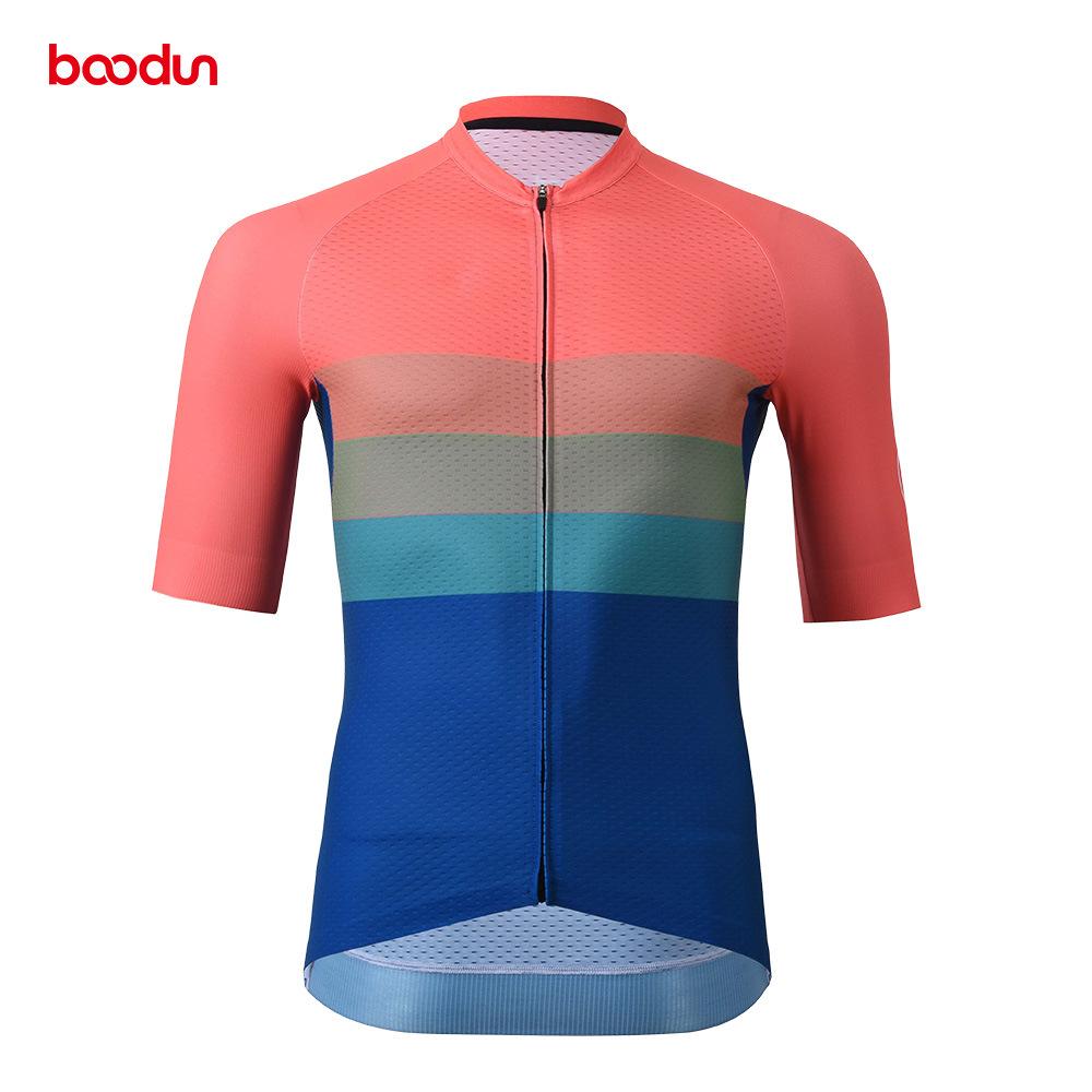 Boodun/Boodun Team Cycling Jersey Outdoor Cycling Bicycle Wear Riding Quick-drying Clothes Racing To