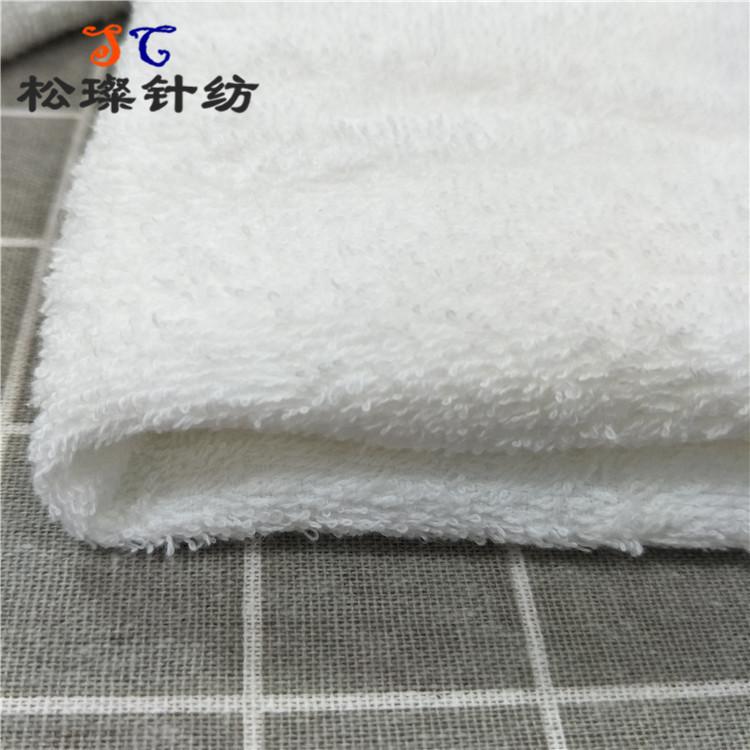SONGZHEN Ample stock 320g woven cotton single-sided terry cloth hotel bath towel bathrobe bathrobe f
