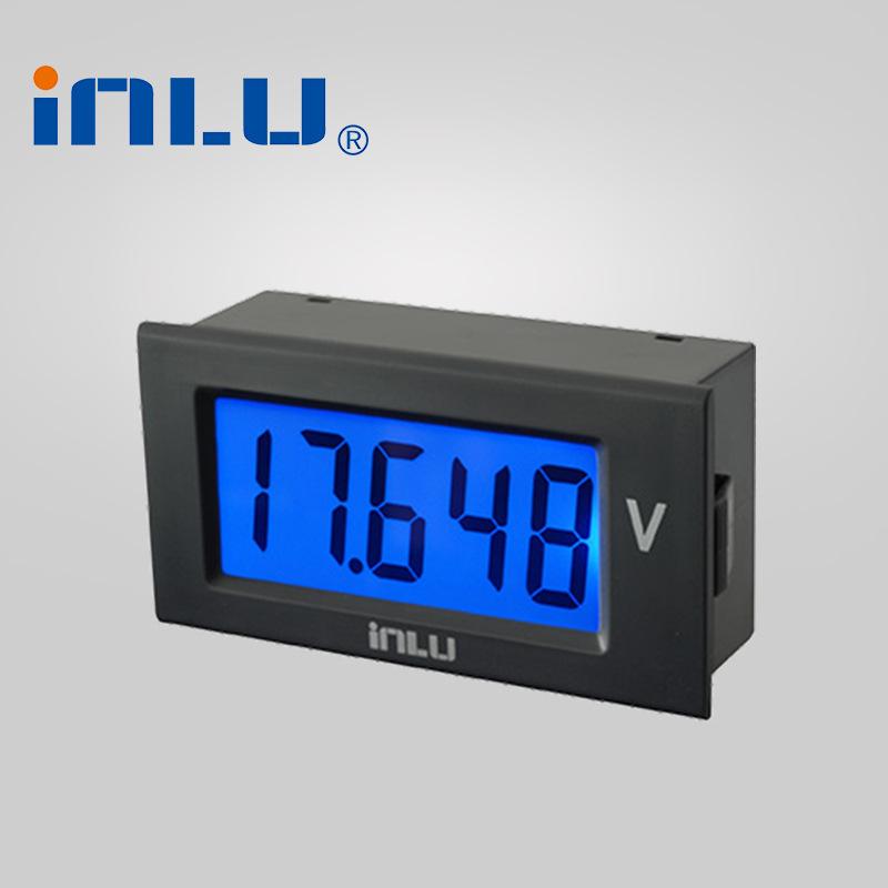 Đồng hồ đo IN5045-PB bốn màn hình hiển thị kỹ thuật số rưỡi DC