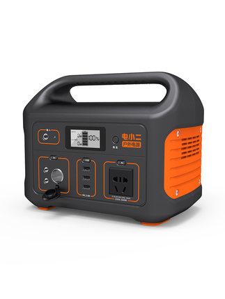 Pin sạc dự bị Điện nhỏ hai nguồn điện ngoài trời công suất lớn 220V điện di động di động 500W pin dự