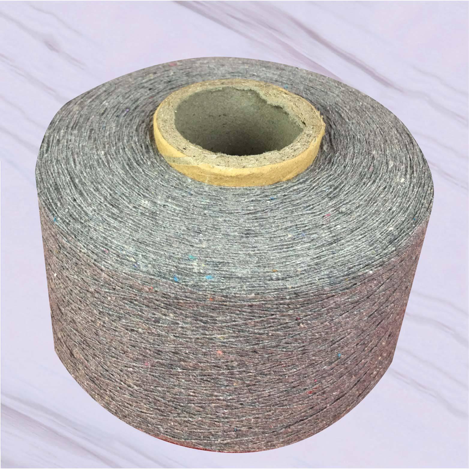 HUANSHENG Spot wholesale mop yarn gray 5-30 single-strand 10s cotton yarn executive cotton spinning