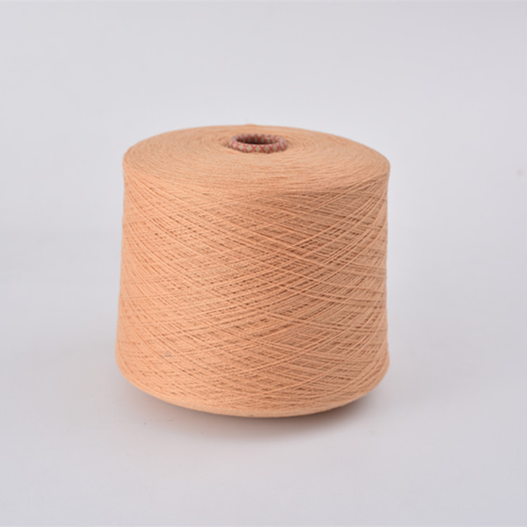 HENGAI Cashmere yarn wholesale woven hand-knitted blended cashmere yarn anti-pilling soft 35 cashmer