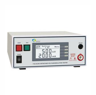 Máy đo điện trở cách điện chịu được EEC Đài Loan Huayi EXTECH 7130, 7132, 7140, 7142