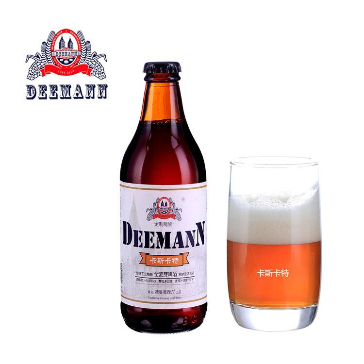 DEEMANN Deman Qingdao puree original wort 16 degrees 296ml Cascade high-concentration craft beer pur