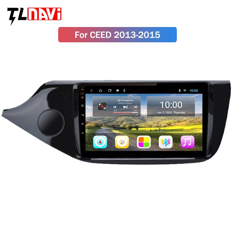 TuleNavi Suitable for 13-15 Kia ceed car navigation car Android large screen GPS navigator