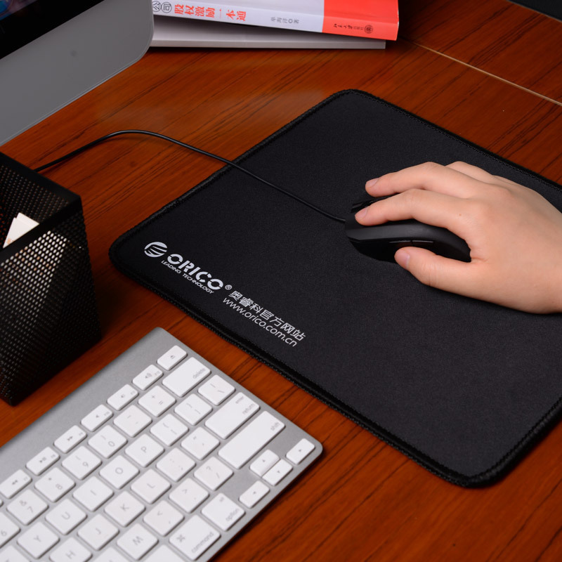 ORICO MPS3025 Gaming Mouse Pad Locking Computer Office Competitive Mouse Pad Thicken 5mm Non-slip Ru