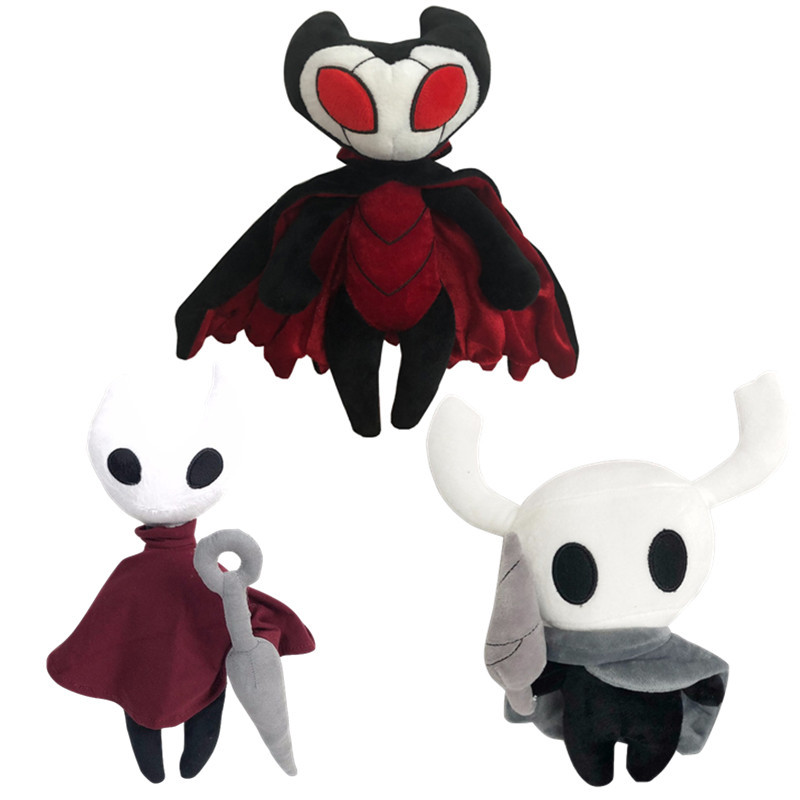 Empty Knight hollow Knight Game doll anime peripheral doll plush toy
